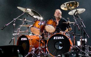 Lars Ulrich Live In London 2008 09 15