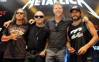 Metallica Press Conference 02