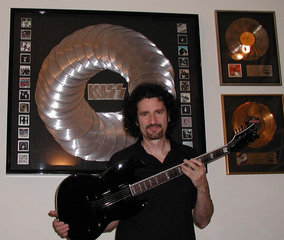 Bruce And Esp Guitar