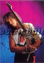 Esp Flaming Skull Guitars 04