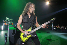 Esp Ltd Signature Series Kirk Hammett 1