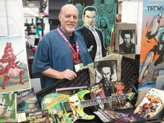 Ker Guitar Sdcc 12
