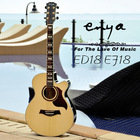 Enya Acoustic Guitar E18 Series Esp Ltd