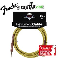 Fender Cable Custom Shop Tweed 10ft Angled