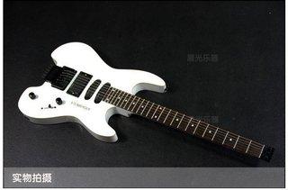 3 Colors Esp Guitars Big Complimentary Gift Headless Guitar Accessories Imports Timbre Violent