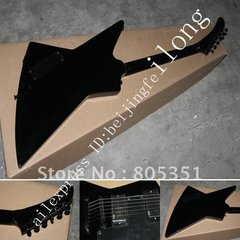 Guitar Matte Black Electric Guitar 2011 New Arrival In Stock Wholesale Guitars