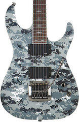 Esp Ltd Jh200 Jeff Hanneman Signature Digi Camo Graphic