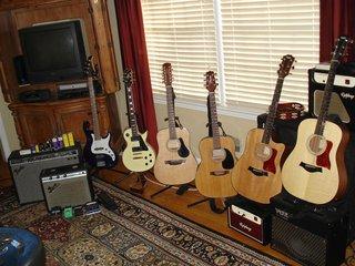 Guitar Collection Feb2 08 (Medium)