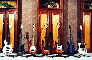 Guitarsbasses