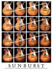 Les Paul Print Med Water Web