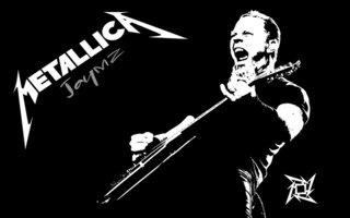 Metallica Jaymz By Misi66