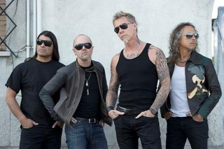 Metallica Press Photo