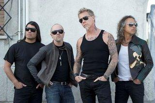 Metallica Press Photo