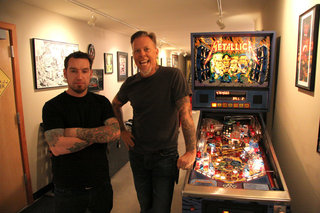Metallica Donny James
