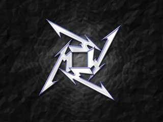 Metallica Logo Hd Wallpaper