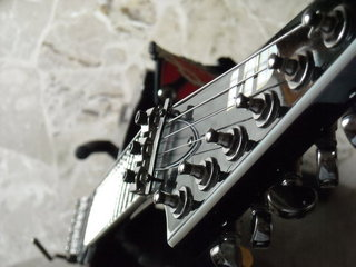 My Esp Guitar By Mau2112