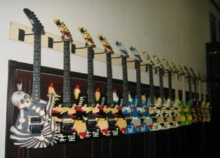 Esp Guitars Row