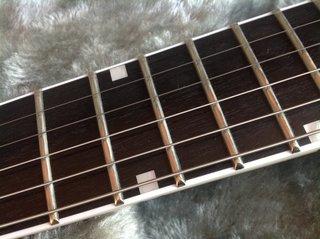 ESP M-II CTM STD Ebony fretboard