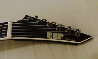 ESP Horizon headstock