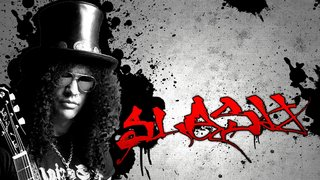 Slash Guitarist Paint Hd
