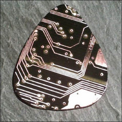 Circuit Board Guitar Picks