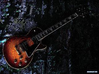 Cool Electric Guitar Wallpaper