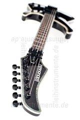 Electric Guitar Fernandes Revolver Elite See Thru Black Neck