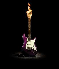 Guitar Fire Ls