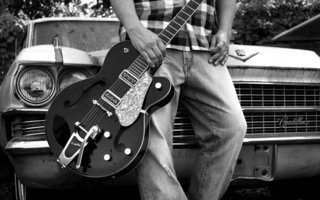 Hd Guitar Wallpaper 7