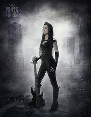 Chela Rhea Harper (White Empress)