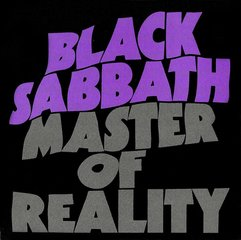 Black Sabbath Master Of Reality