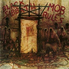 Black Sabbath Mob Rules