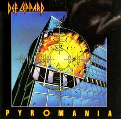 Def Leppard Pyromania