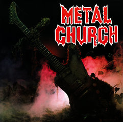 Metal Church Metal Church