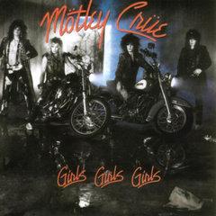 Mötley Crüe Girls  Girls  Girls