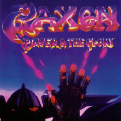 Saxon Power   The Glory