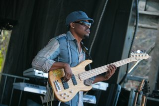 Rohan Reid - Jimmy Cliff Band Eric Darius Band