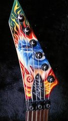 Headstock Dali's Lucid Dream