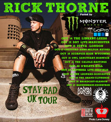 1 Stay Rad Uk Tour 2014 Flyer  2
