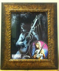 My favorite George Lynch autograph :)