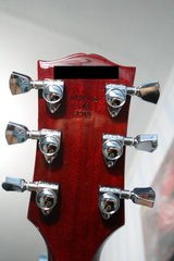 Gibson Les Paul Custom Classic Wine Red