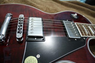 Gibson Les Paul Custom Classic Wine Red