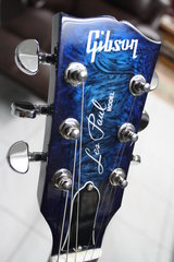 Gibson Les Paul Studio Flood Blue (Limited Edition)