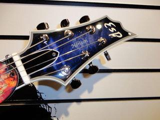 ESP in NAMM 2012