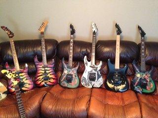 Some of my ESP's