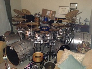 My Silver DW Monster Kit