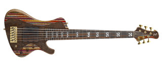 GK-090 T1441201 STREAM-24NTB-SL6 Exotic Wood Stripes