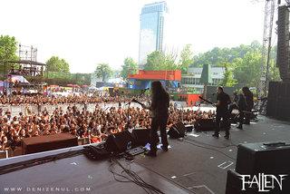 @ METAL SUMMER Festival - w/FALLEN Band - Kucukciftlik Park