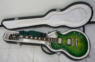 Gibson Les Paul Custom + hardcase