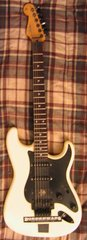 Fender Strat Floyd Rose Series